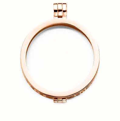 MY iMenso Medallion 33mm (925/Rosegold-Plated) 33-0075