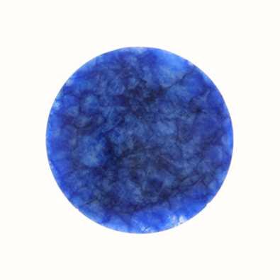 MY iMenso Dark Blue Quartz Gemstone 33mm Insignia 33-0116