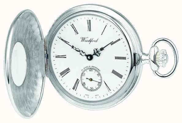 Woodford | Half Hunter | Sterling Silver | Pocket Watch | 1004