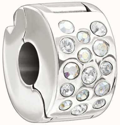 Chamilia Glimmer Iridescent Lock 2025-0984