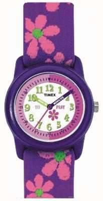 Timex Learn to Tell Time Strap Watch T89022