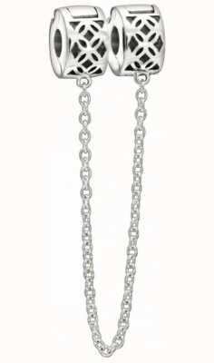 Chamilia Royale Lock with Safety Chain 1410-0003