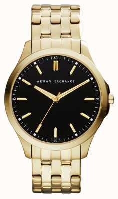Armani Exchange Mens Hampton Low Profile Watch AX2145