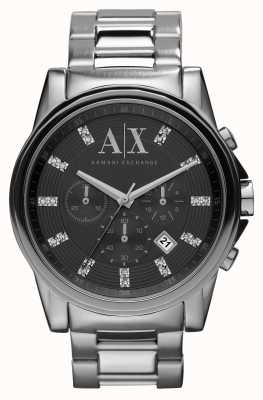 Armani Exchange Outerbanks Mens Chronograph Watch EX-DISPLAY AX2092EX-DISPLAY