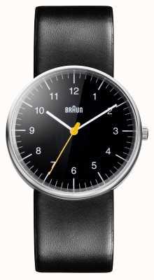 Braun Mens All Black Quartz Watch BN0021BKBKG