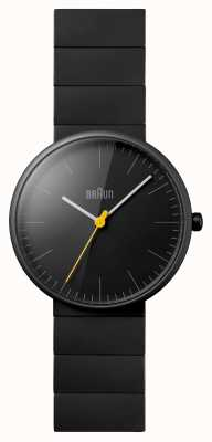 Braun Unisex Black Ceramic Dress Watch BN0171BKBKG