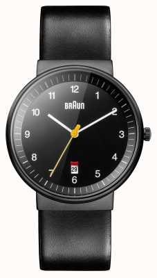 Braun Mens All Black Watch BN0032BKBKG