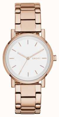 DKNY Womens Soho PVD Rose Gold NY2344