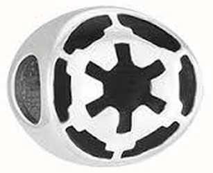 Chamilia Star Wars Imperial Logo Sliding Charm 2020-0876