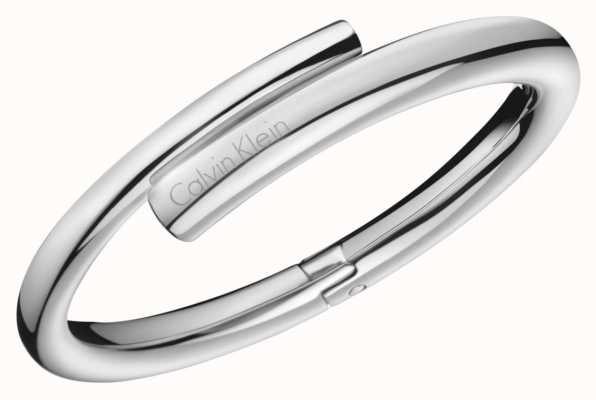 Calvin Klein Womens Scent Stainless Steel Bangle KJ5GMD00010S