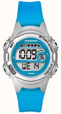 Timex Childrens Marathon Alarm Chronograph Blue TW5K96900