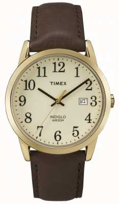 Timex Mens Easy Reader Cream Dial TW2P75800
