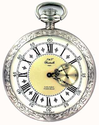 J&T Windmills Mens The Milton Pocket Watch WGP10001/50
