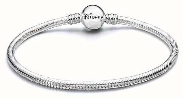 Chamilia Large Disney Snake Chain Bracelet 20.1 cm 1010-0174