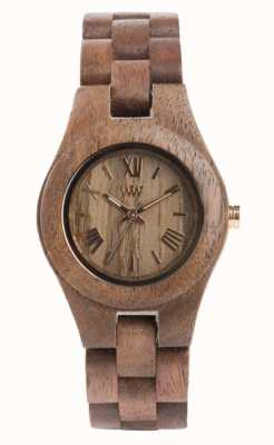 WeWood Womens Criss Nut |  Wooden Strap | 70210700