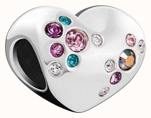Chamilia Crystal Cluster Heart 2025-2173