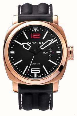 Panzera Aquamarine 45 Adriatic Descent rose gold case A45-03R