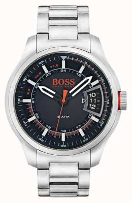 Hugo Boss Orange Mens Hong Kong Stainless Steel 1550004