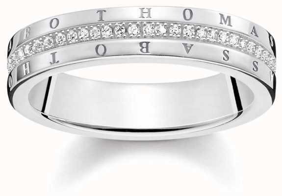 Thomas Sabo Dia Ring D_TR0026-725-14-54