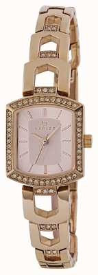 Radley Womans Grosvenor Rose Gold Metal Bracelet RY4198