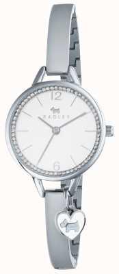 Radley Woman's Love Lane Bangle Silver RY4267 RY4267