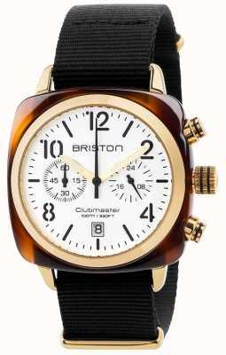 Briston Mens Clubmaster Classic Chronograph 17140.PYA.T.2.NB