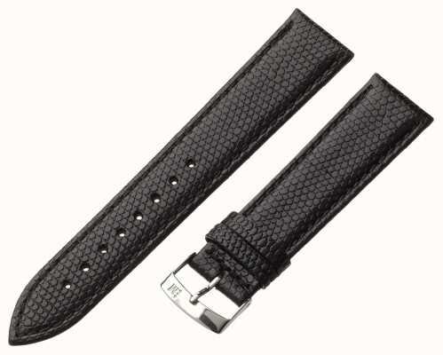 Morellato Strap Only - Ibiza Lizard Calf Black 18mm A01X3266773019CR18