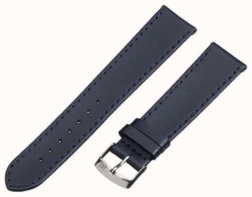 Morellato Strap Only - Sprint Napa Leather Dark Blue 20mm A01X2619875062CR20