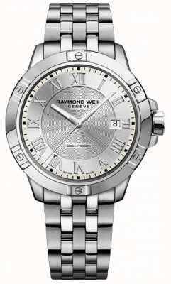 Raymond Weil Mens Tango Steel Silver 8160-ST-00658
