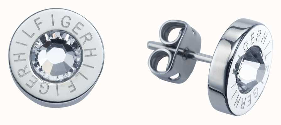 Tommy Hilfiger Womens Stainless Steel Stud Earrings 2700259