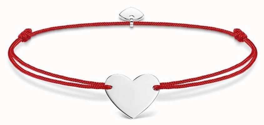 Thomas Sabo Sterling Silver Glam And Soul Little Secrets Heart LS006-173-10-L20V