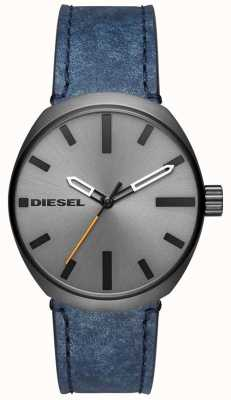 Diesel | Mens Klutch Gun Metal Case | DZ1832