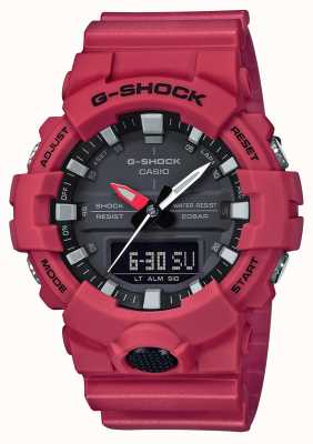 Casio Multi-function Wristwatch Men's G-Shock GA-800-4AER