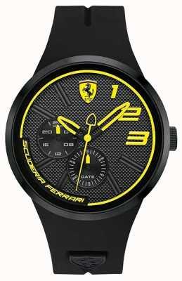 Scuderia Ferrari FXX Yellow And Black Dial 0830471