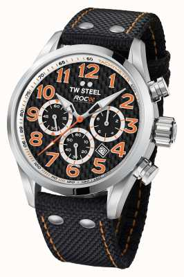 TW Steel Mens Special Edition Volante Race Of Champions Chrono Black TW966