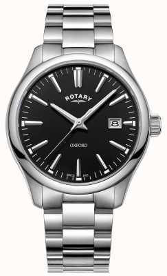 Rotary Mens Oxford Watch Stainless Steel Bracelet GB05092/04