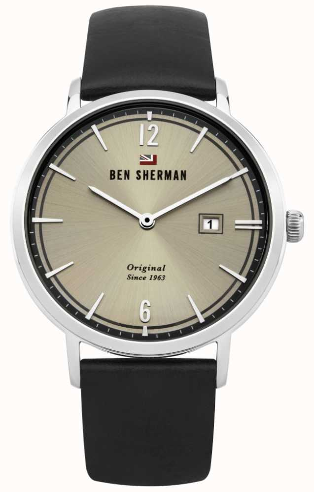 Ben Sherman Mens The Dylan Social Watch WBS101B - First Class ... 3df0c0cc0ba