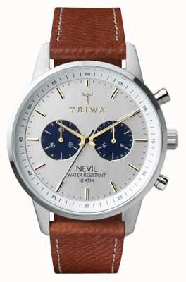 Triwa Loch Nevil Tumbled Brown Sewn Classic 2 NEST116-010212