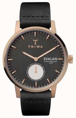 Triwa Noir Svalan Black Classic Super Slim SVST101-SS010114