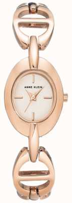 Anne Klein Womens Teri Rose Gold Tone AK/N3122RGRG