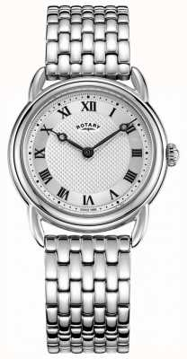 Rotary Women's Canterbury Stainless Steel Bracelet LB05335/21