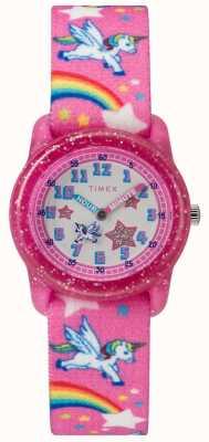 Timex Youth Analog Unicorn Watch TW7C255004E