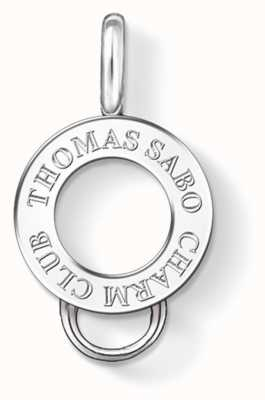 Thomas Sabo Sterling Silver Plain Carrier X0241-001-12