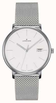 Junghans FORM Damen Steel Mesh Strap Watch 047/4851.44