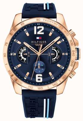 Tommy Hilfiger Decker Day & Date Display 1791474
