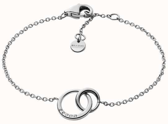 Skagen Womens Elin Bracelet Stainless Steel SKJ1054040