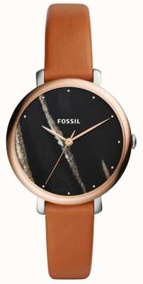 Fossil Womens Jacqueline Leather Strap ES4378