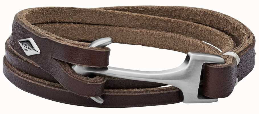 Fossil Mens Casual Leather Jewellery JF02205040