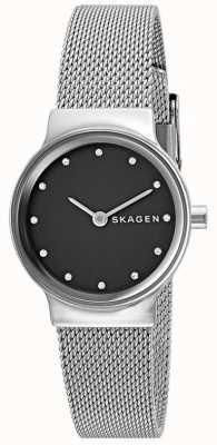 Skagen Womens Freja Stainless Steel Mesh Strap SKW2667
