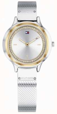 Tommy Hilfiger Women's Olivia Stainless Steel Watch 1781912